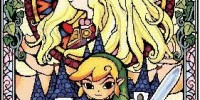 Legend of Zelda Free Cross Stitch Pattern Preview View